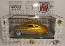 M2 MACHINES - LIQUID GOLD - '49 MERCURY CUSTOM - LIMITED EDITION of 3680