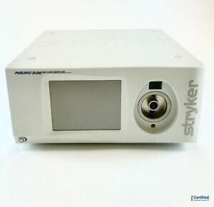 Stryker PneumoSure XL 45 Liter High Flow Insufflator w/ Yoke & Hose 620-040-610