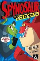Goldenclaw (Spynosaur) by Bass, Guy, NEW Book, FREE & FAST Delivery, (Paperback)