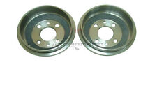 FIAT PUNTO MK1 55 60 1.1 1.2 1993-1999  REAR 2 BRAKE DRUMS NEW SET