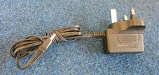 OEM ADS0066-D UK 3 Pin Spina commutazione adattatore di alimentazione CA 6 W 9 V 0.5 Ampere