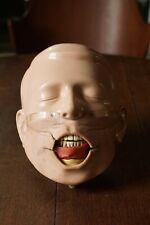 vintage dental phantom head training Simulator Manikin model