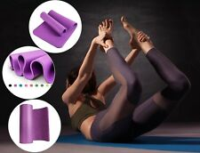 GOGO XXL NBR Fitnessmatte Yogamatte Pilatesmatte Gymnastikmatte EXTRA-dick