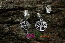 Two in One dread beads/earcuff/Fairy Ear Cuff/dread beads/dread cuff