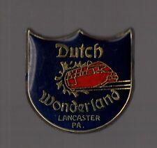 Pin's parc d'attraction américain Dutch Wonderland (lancaster - Pennsylvanie)