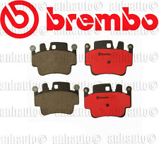 Brembo FRONT CERAMIC Brake Pad Set  P65009N for Porsche
