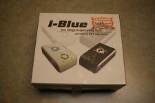 NEW 2005 I-BLUE WIRELESS BLUETOOTH GPS RECEIVER - CAR AND MARINE NAVIGATION