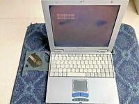 "Vintage 1"" SLIM Panasonic INTEL Toughbook cf-37 TOUCHSCREEN AS-IS"