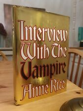 Interview With A Vampire Anne Rice 1994