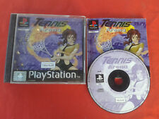TENNIS ARENA SONY PS1 PLAYSTATION 1 PAL COMPLET