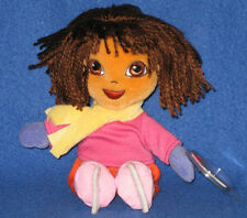Ty Beanie Babies Dora The Explorer  40692 Ice Skater With Tags 8
