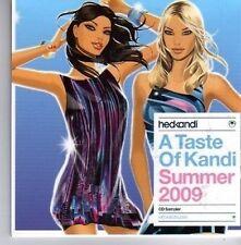 (CK269) Hedkandi, A Taste Of Kandi Summer 2009 - DJ CD