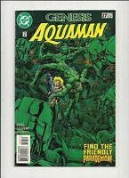 Aquaman  #37  VF  Vol 3