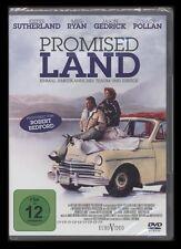 DVD PROMISED LAND - KIEFER SUTHERLAND + MEG RYAN (Produziert von ROBERT REDFORD)