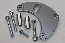 98-02 Camaro/Firebird LS1 Alternator Relocation Bracket Kit Silver