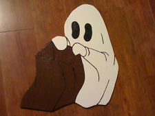 Begger Ghost costume Halloween Wall Decoration lawn ornament