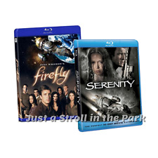 Firefly: Complete Joss Whedon Nathan Fillion Series + Serenity Box/BluRay Set(s)