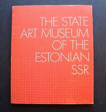 The State Art Museum Of The Estonian SSR 5797901374