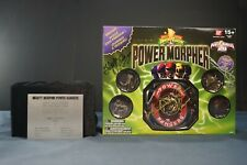 Legacy Morpher - Autographed by OG MMPR Cast - Mighty Morphin Power Rangers