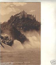 Suisse - cpa - Rheinfall, mit Schloss Laufen ( i 871)