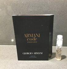 Armani Code Profumo Sample