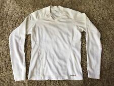Patagonia Lightweight Baselayer Medium White Long Sleeve Womens