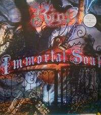 Riot - Immortal Soul  double blue vynyl Limited Edition
