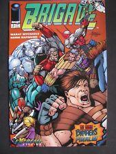 BRIGADE n°3  Image Comics Blood Brothers FINAL en Anglais