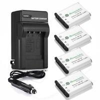 NP-45 NP-45A Battery / Charger For Fujifilm FinePix XP10 XP60 XP70 J10 J20 J100