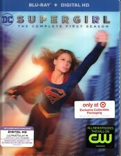 Target Exclusive Lenticular Supergirl First Season 1 Blu-ray 2016 + UV