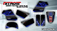 YAMAHA PW 50 PW50 PEE WEE Graphics Kit Decal Design Stickers Motocross MX Enduro