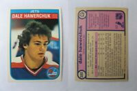 1982-83 OPC O-Pee-Chee #380 Hawerchuk Dale  RC Rookie  jets $ 20 #5
