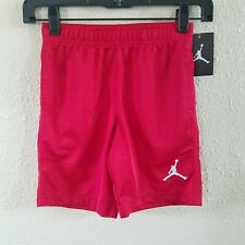 Nike Michael Jordan Boy 6 M Basketball Short Jumpman Athletic Gym Vented Elastic