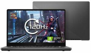 "ASUS ROG Zephyrus G14 14"" Laptop R5 4600HS 8GB 512GB 1650Ti Grey GA401II-HE009T"