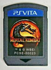 Mortal Kombat (Sony PlayStation Vita, 2012) PS VITA Game Cartridge Only