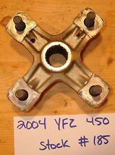 2004 Yamaha YFZ450 Rear Hub #185-T14-A