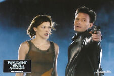 RESIDENT EVIL - Apocalypse - Lobby Cards Set - Milla Jovovich, Sienna Guillory