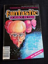 FANTASTIC -  SCIENCE FICTION  - US MAGAZINE - APRIL 1979 -JENNIFER H ORR