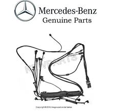 Mercedes W124 E320 Engine Wiring Harnes-Fuel Injection System GENUINE 1244405632