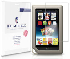 iLLumiShield Anti-Bubble Screen Protector 3x for Barnes & Noble Nook Tablet