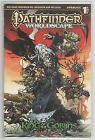 Pathfinder: Worldscape - King of the Goblins #1 (Dynamite 2017) Humble Bundle