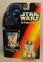 1995  Kenner Star Wars R2-D2 POTF 2 Red Card Sealed Action Figure