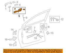 TOYOTA OEM 13-18 RAV4 Front Door-Handle Base Left 6920242040