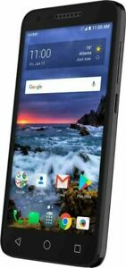 "Original 4G Wifi Unlocked Alcatel 5044R idealXCITE 5"" AT&T Smartphone"