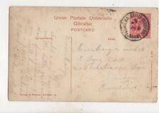 Marseille Paquebot 1910 Postmark  442b