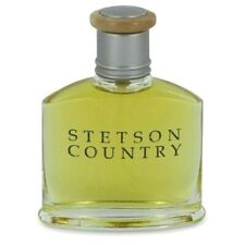 Stetson Country Cologne by Coty Men Perfume Cologne Spray 1.7 Oz | 50 ml UNBOXED