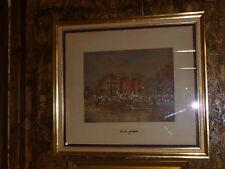 Allen Edward Everitt 1824/1882. Perry hall staffordshire 1861 aquarelle unique