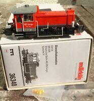 Märklin 36340 Diesellok BR 335 DB AG Epoche 5/6 MFX-Digital mit Telex Kupplungen