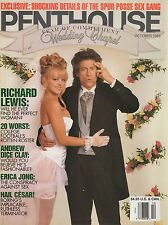 Vintage Penthouse Magazine October 1993 Issue Erica Jong Andrew Dice Clay
