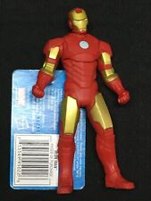 """IRON MAN The Avengers All Star 6"""" inch Vinyl Action Figure Wave 1 2014 Marvel"""